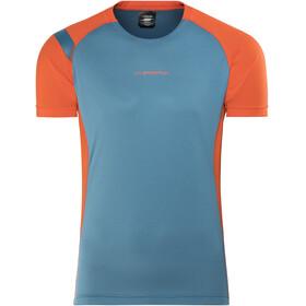 La Sportiva Apex - Camiseta Running Hombre - rojo/azul